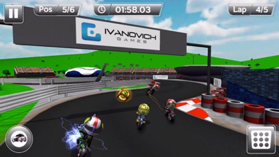 MiniBikers: The game of mini racing motorbikesのおすすめ画像4