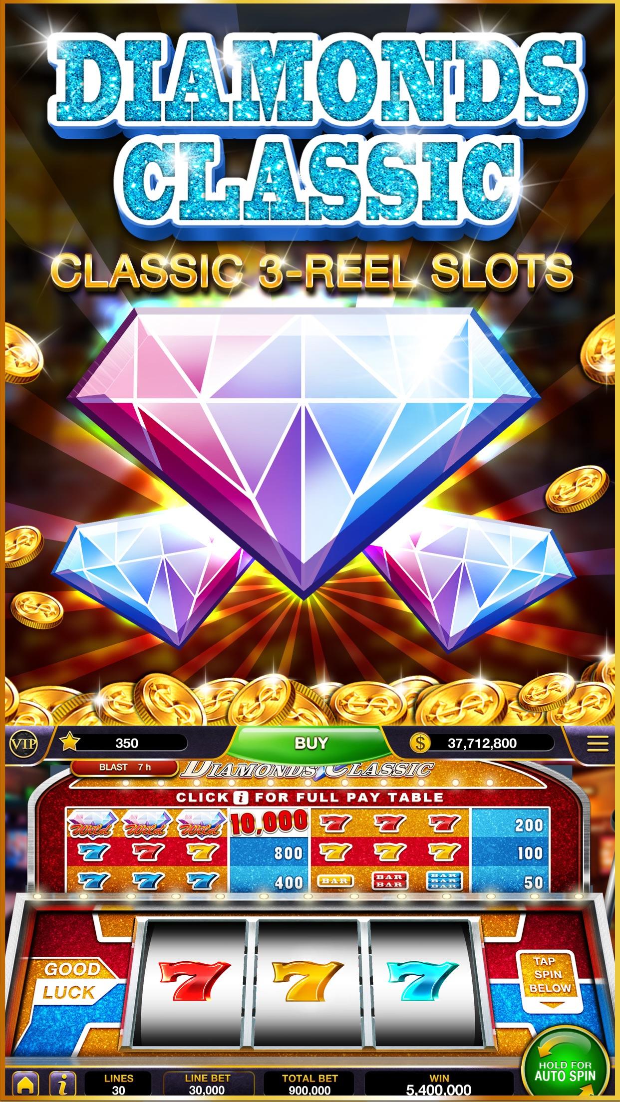 Ultimate Party Slots Screenshot