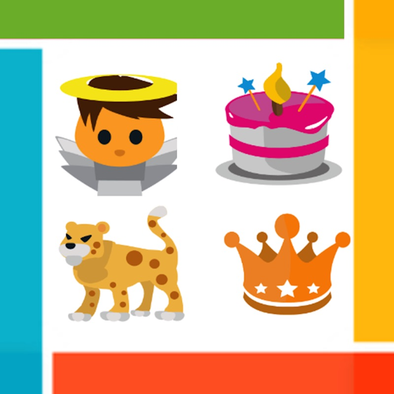 Guess The Pics Emoji Quiz: A 4 to 1 word guessing brain games Hack Tool