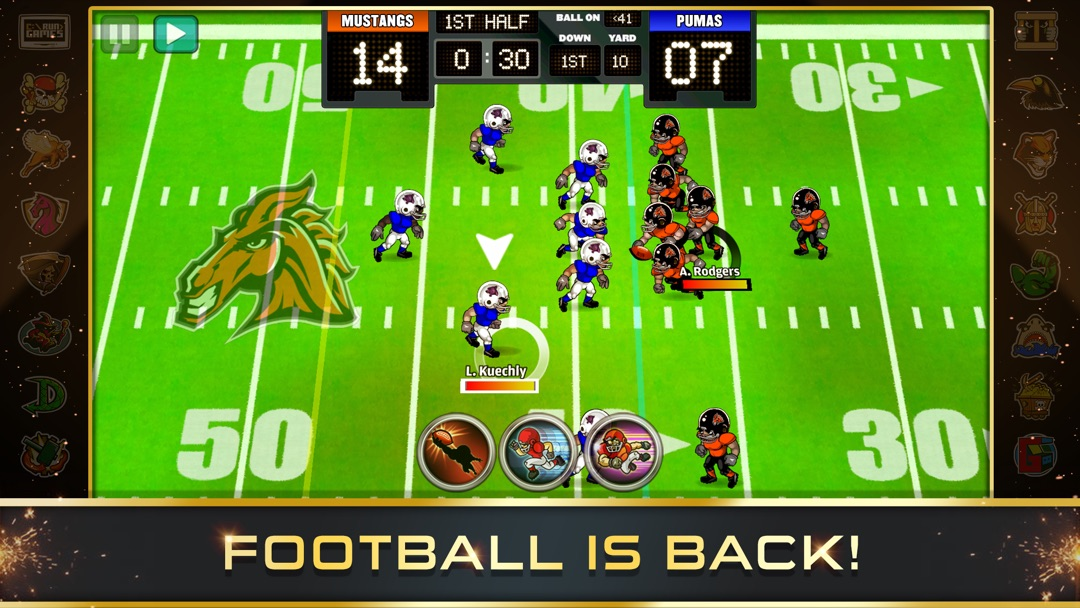 Football Heroes PRO 2017 - featuring NFL Players Online Hack Tool