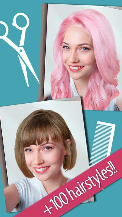 Change Hairstyle Haircut Editor With My Photo By Valenapps