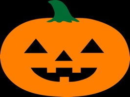 Have fun this fall season texting friends&family with jackolantern stickers to have a fun experience