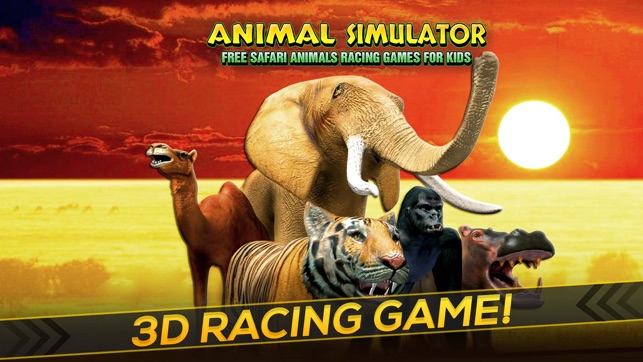 Animal Simulator - Free Safari Animals Running on the App Store