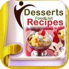 Simple Easy Desserts Recipes icon