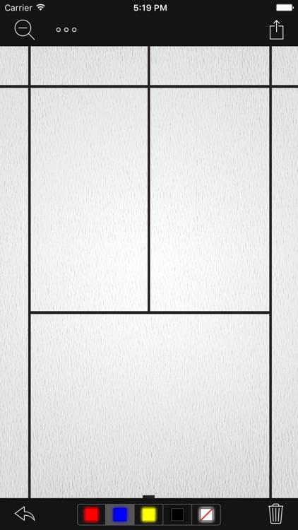InfiniteTennis Whiteboard screenshot-3
