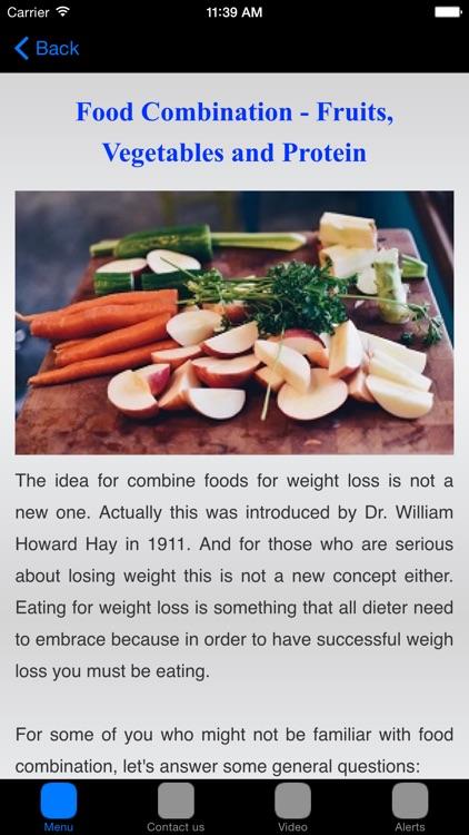 Nutrition Fact & Nutrition Chart screenshot-3