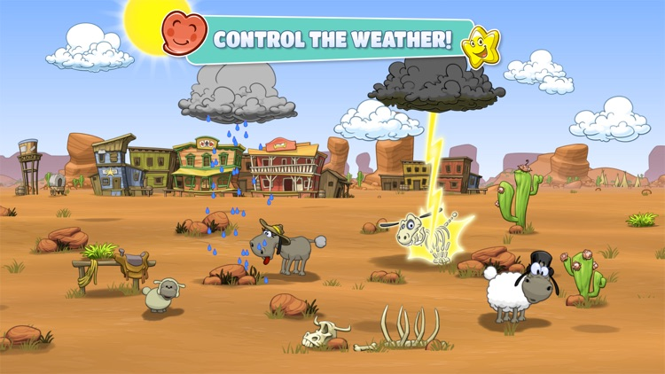 Clouds & Sheep 2 Premium screenshot-3