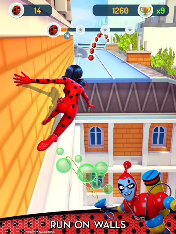 Miraculous Ladybug & Cat Noir screenshot 7