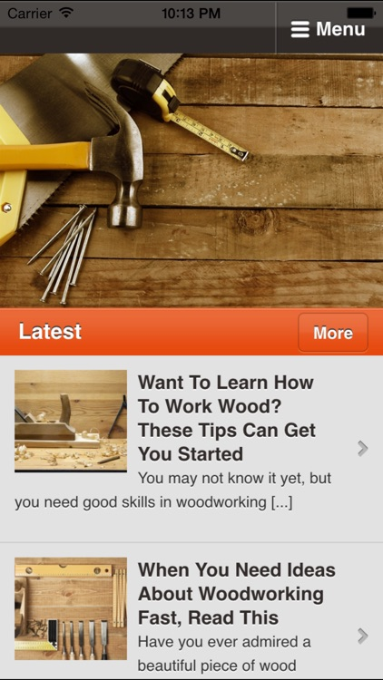 Getting Started in Woodworking - Basics for Beginners