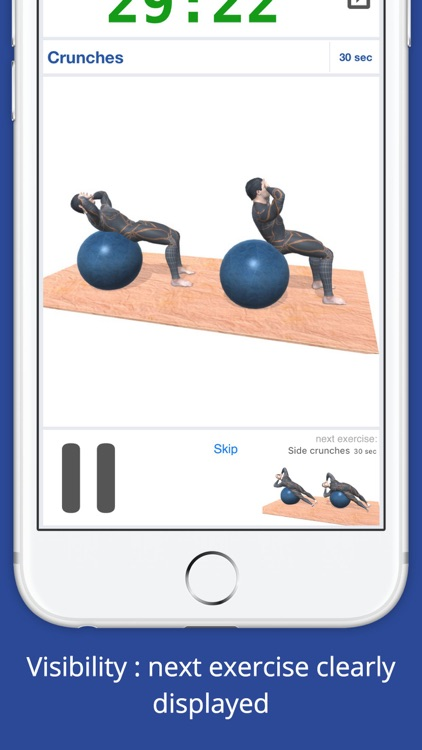 Exercise Ball Workout Challenge Free - Get fit