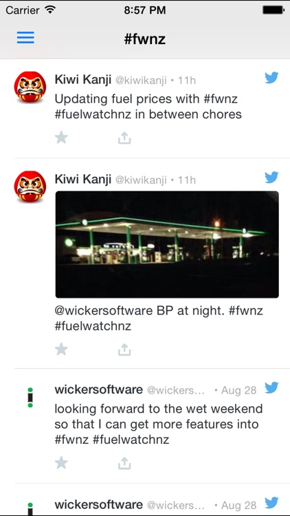 Fuel Watch New Zealand