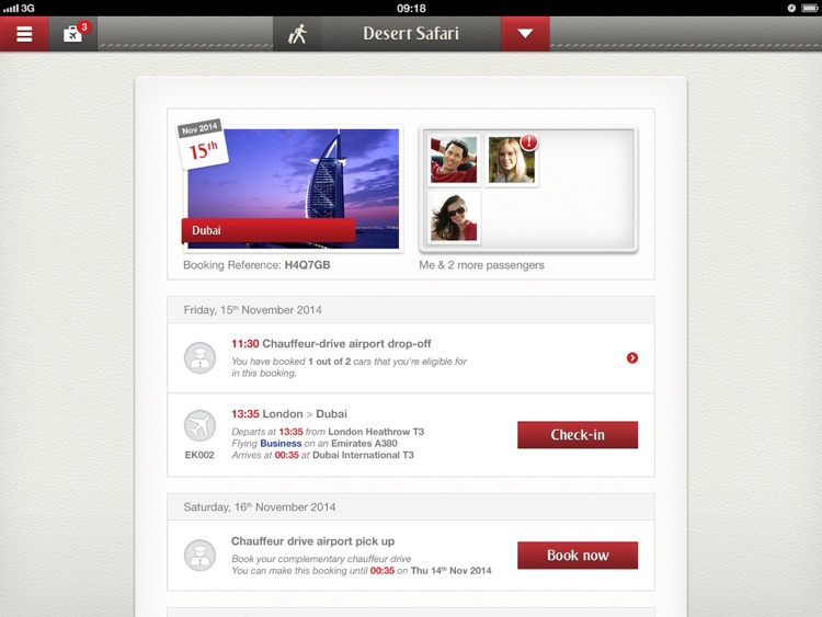 Emirates screenshot-3