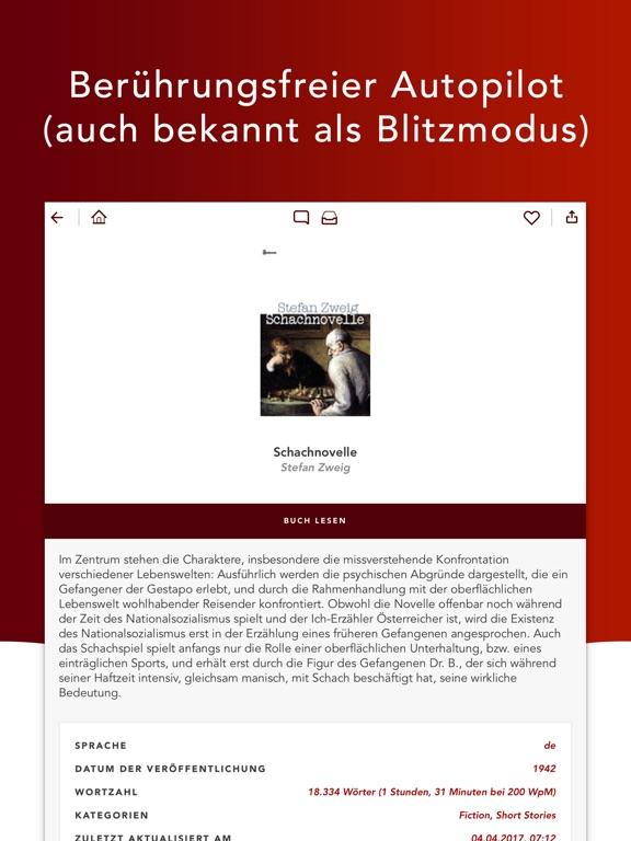 QuickReader Deutsche Скриншоты11