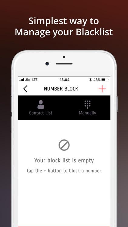 My Call Blocker