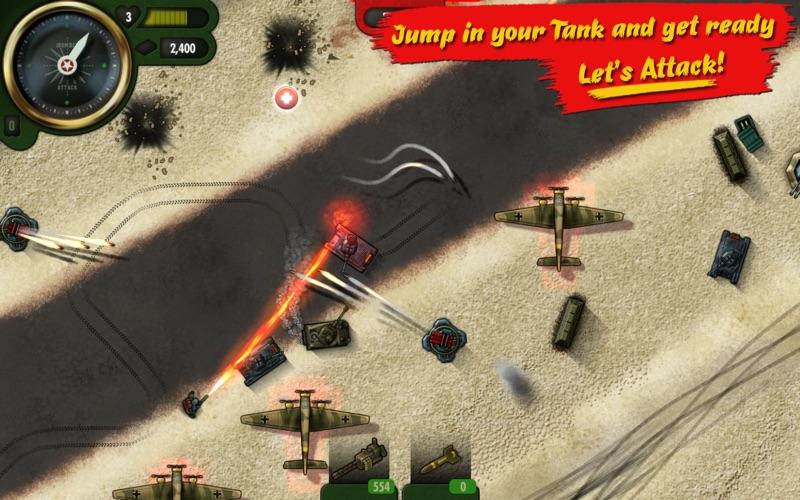 iBomber Attack screenshot 2