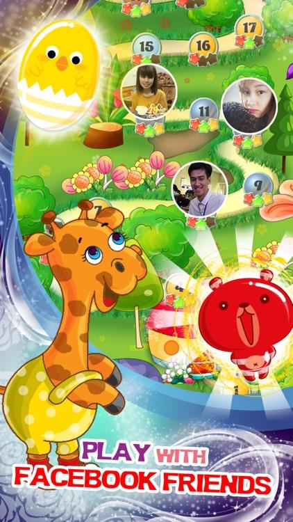 Candy Royal Blast - Best Free Crush Game screenshot-3