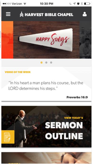 Harvest Bible Chapel App | App Price Drops