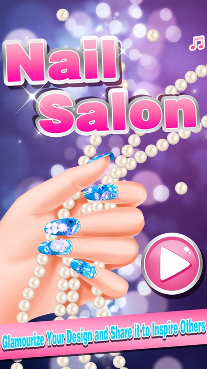 Nails Salons - Near me for girls game