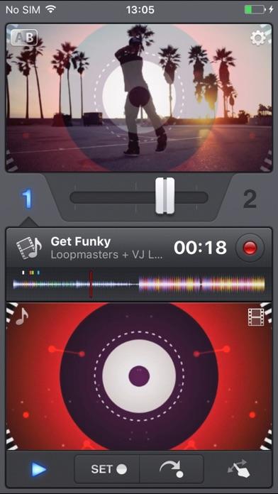 vjay for iPhone screenshot1
