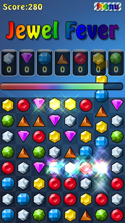 Jewel Fever screenshot-4