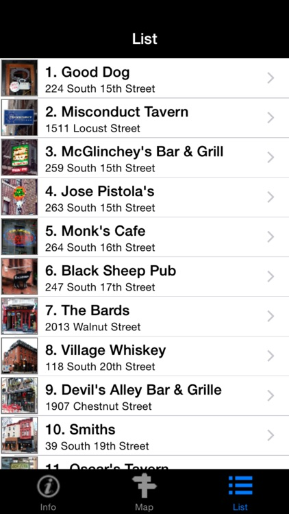 Lucky's Philly Beer Tour screenshot-3