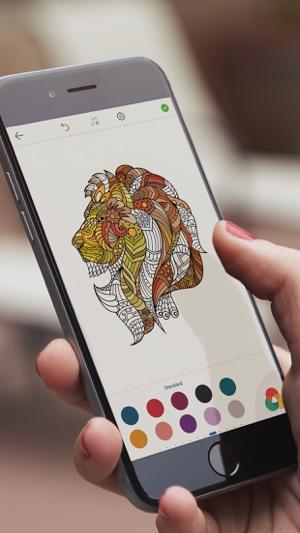 Kleurplaten Voor Volwassenen Handen.Leuke Kleurplaten Dieren In De App Store