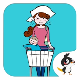 Baby Goes To Market - Cute App