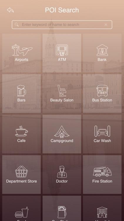 Moscow Tourist Guide screenshot-4