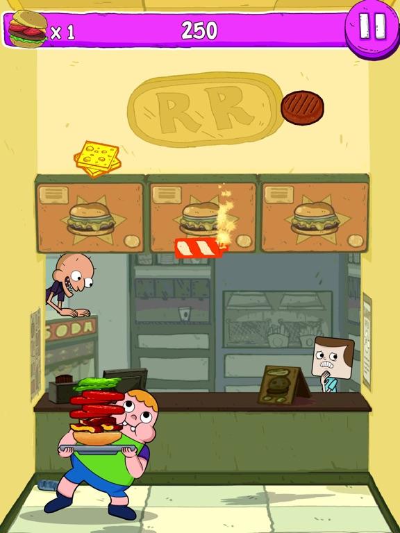 Blamburger tablet App screenshot 1