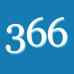 366手账本-快速记录每日流水