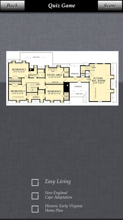 Cape Cod - Family House Plans screenshot-4