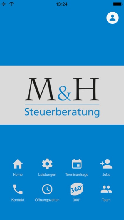 M+H Steuerberatung screenshot-0
