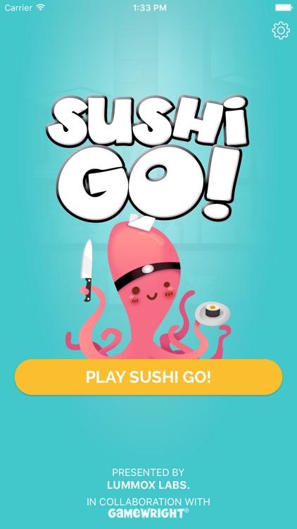Sushi Go! screenshot-0