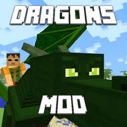 DRAGON MODS MINE EDITION FOR MINECRAFT GAME PC