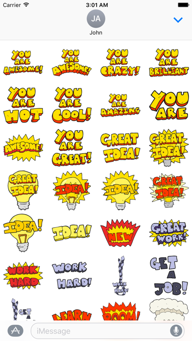 Blab! The DoodleBomb Collection screenshot two