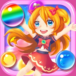 Bubble big fight-funny game