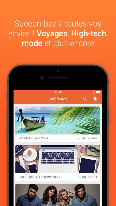 download iGraal Cashback & codes promo apps 3