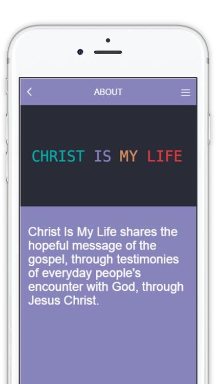 Christ Is My Life NY