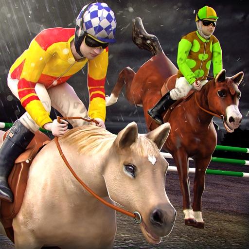 My Haven Horse Racing . Wild Horses Races Game iOS App