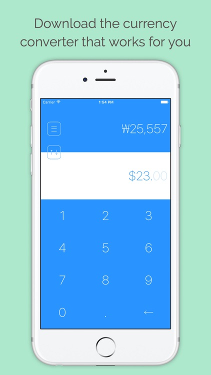 Currency Converter Pro with Geo-based conversion screenshot-4