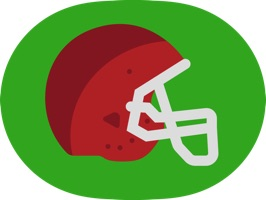American Football Stickers