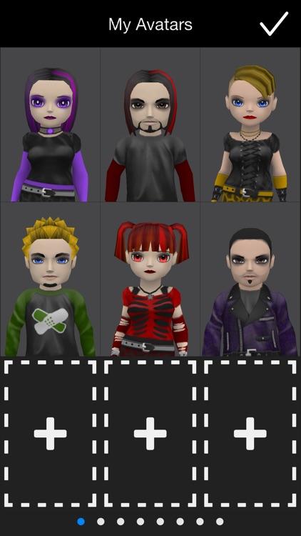 My Talking Goth screenshot-4