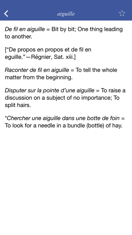 French Idioms and Proverbs screenshot-3