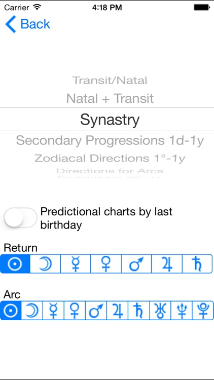 Astrological Charts Pro screenshot-2