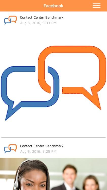 Contact Center Benchmark