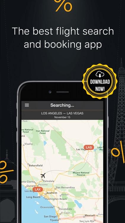 Cheap Flight Bookings - Best Airfare Deals & Cheap Flight Booking App