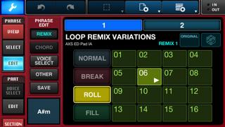 Mobile Music Sequencer Screenshots
