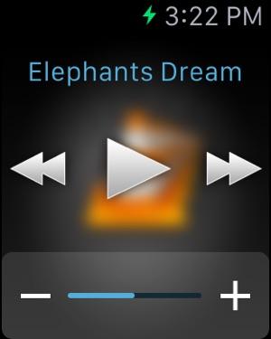 VLC Streamer Screenshot
