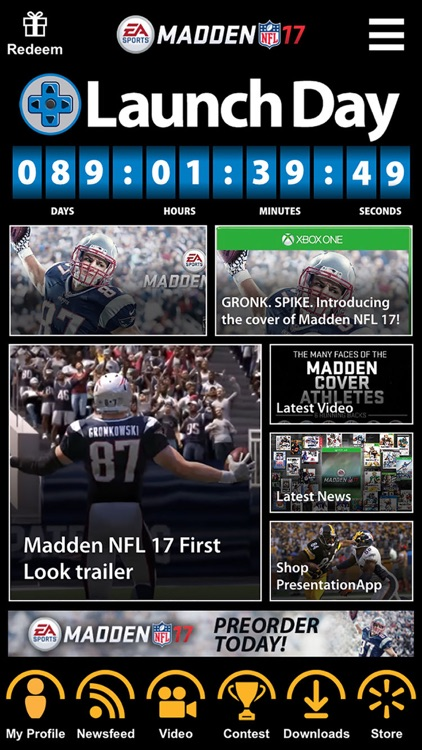 LaunchDay - MADDEN NFL EDITION screenshot-2