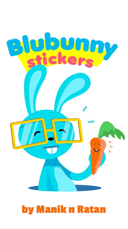 Blubunny Stickers